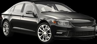 grey limousine